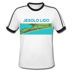 Le magliette di Jesolo realizzare by civic71